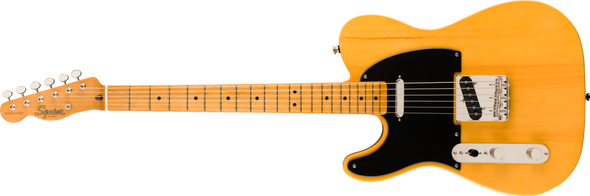 Squier Classic Vibe '50s Telecaster® Left-Handed, Maple Fingerboard, Butterscotch Blonde