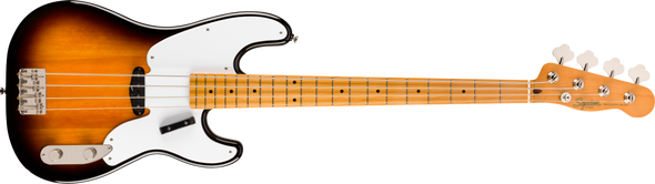 Squier Classic Vibe '50s Precision Bass®, Maple Fingerboard, 2-Color Sunburst