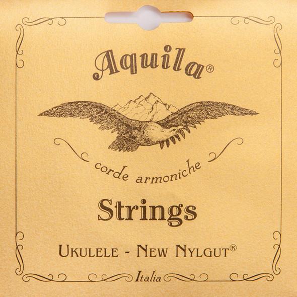 Aquila Nylgut Baritone Ukulele Strings Low D