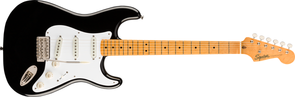 Squier Classic Vibe '50s Stratocaster®, Maple Fingerboard, Black