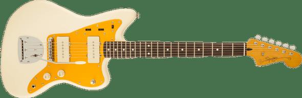 Squier Mascis Jazzmaster®, Laurel Fingerboard, Vintage White