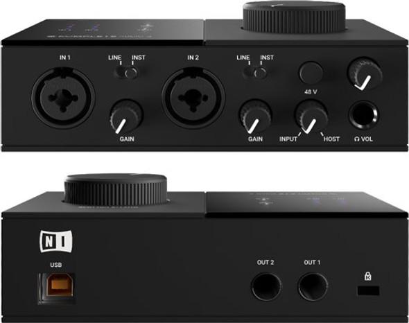 Native Instruments Komplete Audio 2 Interface