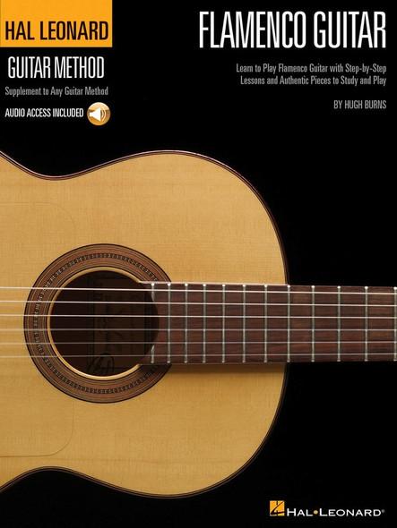 Hal Leonard Flamenco Guitar Method