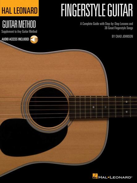 Hal Leonard Fingerstyle Guitar Method
