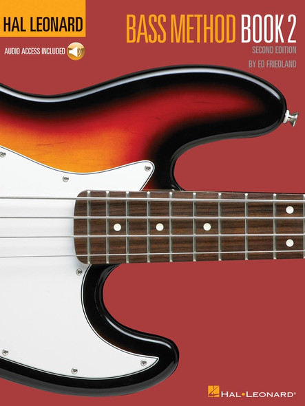 Hal Leonard Bass Method Book 2 - 2nd Edition
