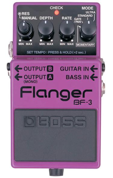Boss BF-3 Flanger Pedal