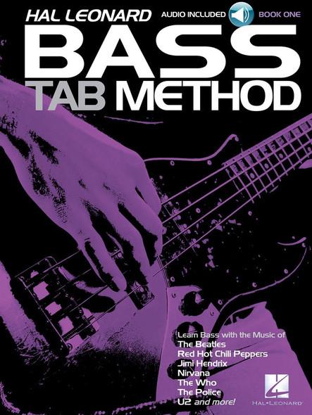 Hal Leonard Bass Tab Method