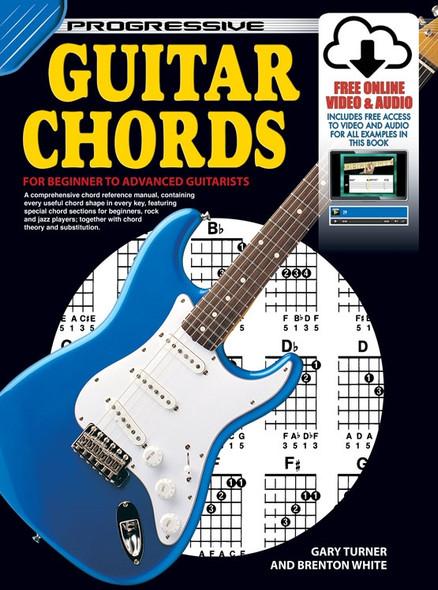 Progressive Guitar Chords Book