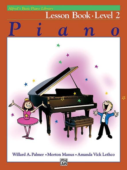 Alfred's Basic Piano Course: Lesson Book 2