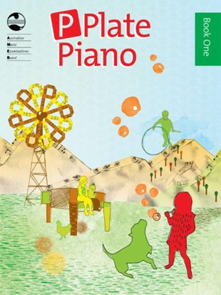 AMEB P Plate Piano - Book 1