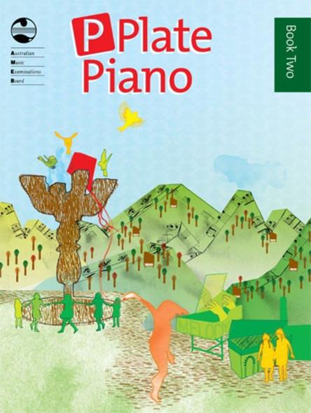 AMEB P Plate Piano - Book 2