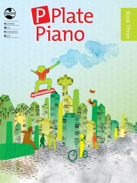 AMEB P Plate Piano - Book 3