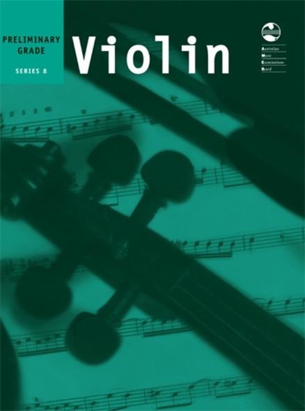 AMEB Violin Series 8 - Preliminary Grade