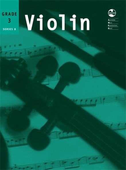 AMEB Violin Series 8 - Third Grade
