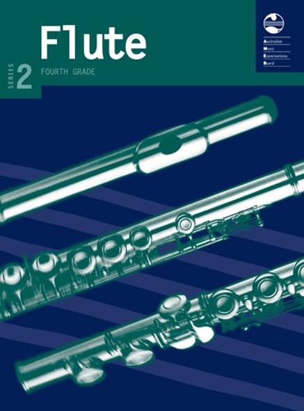 AMEB Flute Series 2 - Fourth Grade