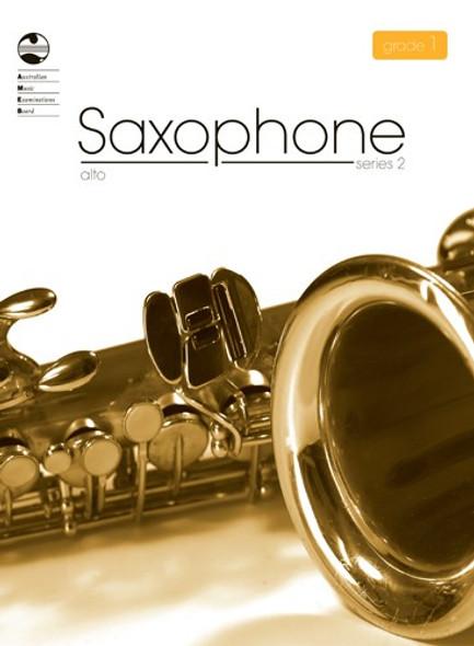 AMEB Alto Saxophone Series 2 - Grade 1