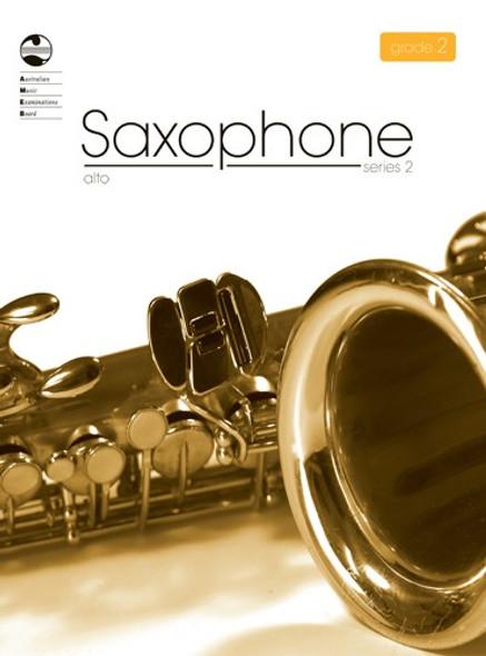 AMEB Alto Saxophone Series 2 - Grade 2
