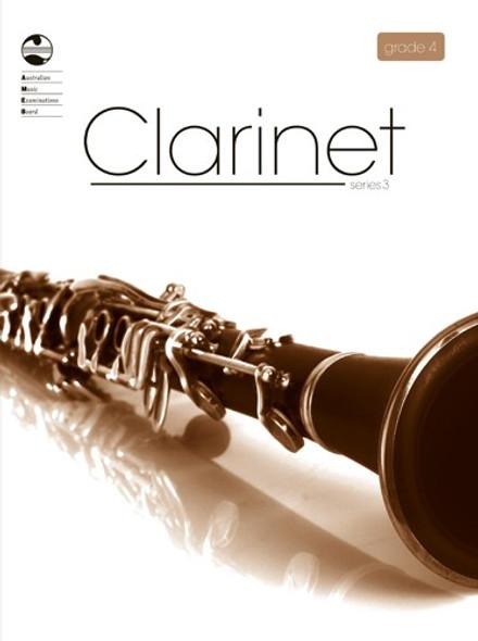 AMEB Clarinet Series 3 - Grade 4