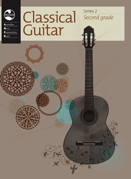 AMEB Classical Guitar Series 2 - Second Grade