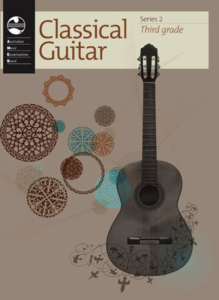 AMEB Classical Guitar Series 2 - Third Grade