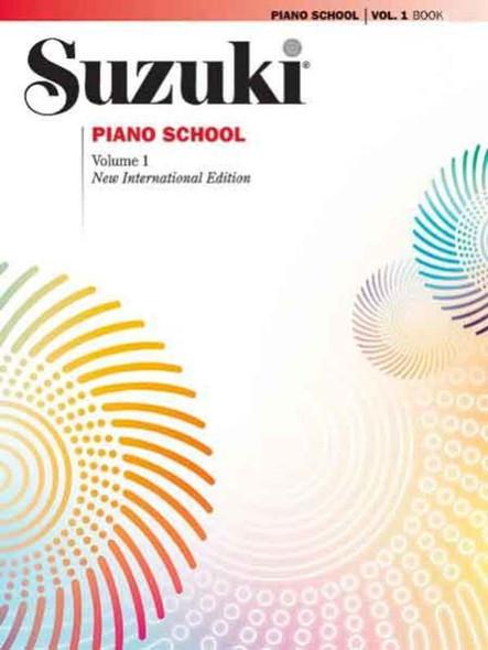Suzuki Piano School Piano Book Vol. 1