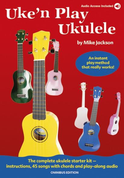 Uke'n Play Ukulele Omnibus Edition