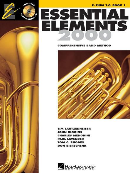Essential Elements 2000, Eb Tuba in T.C. Book 1