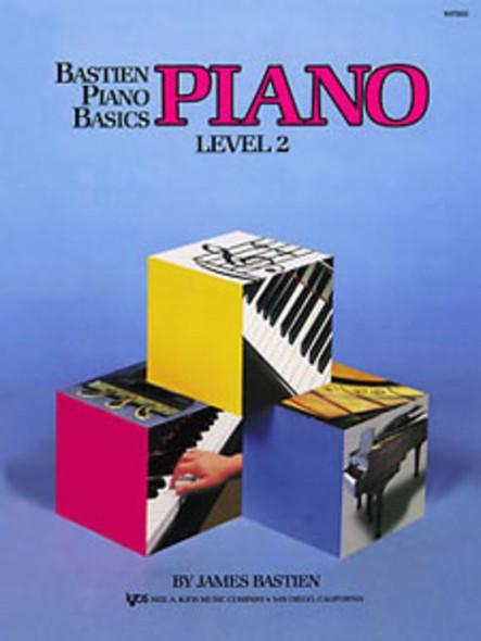 Bastien Piano Basics - Piano Level 2