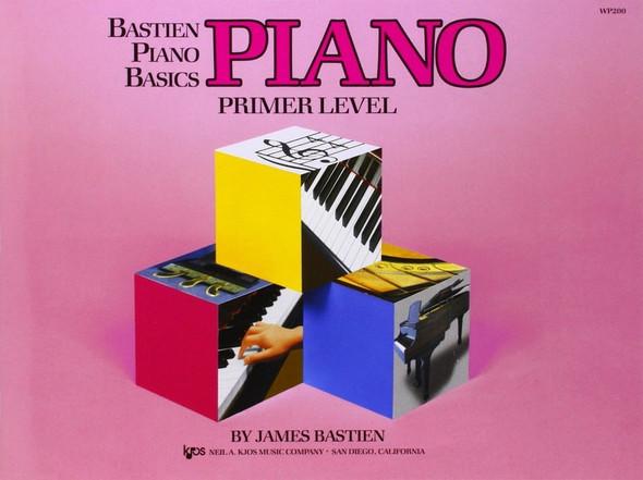 Bastien Piano Basics - Piano Primer Level