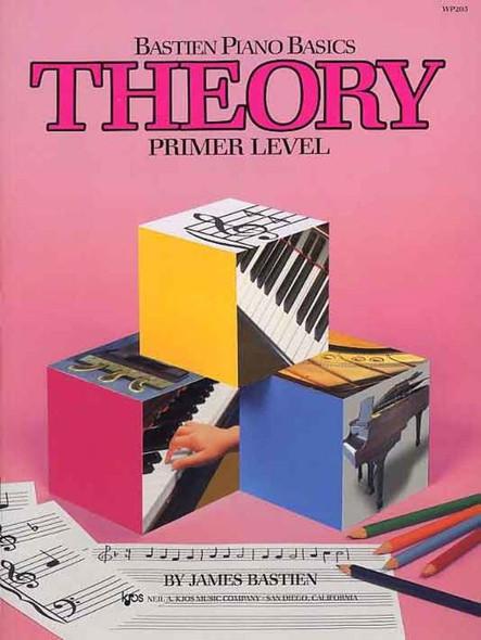 Bastien Piano Basics - Theory Primer Level