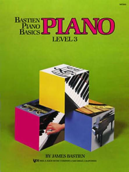 Bastien Piano Basics - Piano Level 3