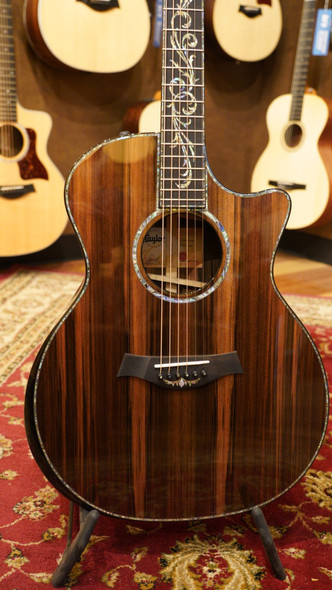 Taylor PS14ce Presentation Series LTD 2020 Macassar Ebony