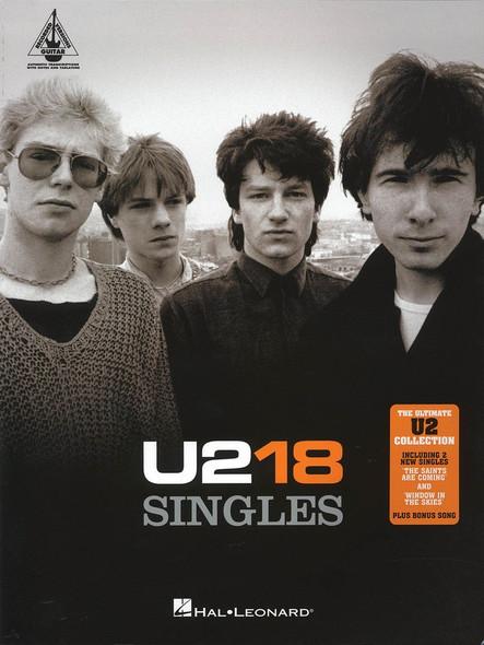 U2 - 18 Singles (Recorded Guitar Version)