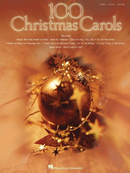 100 Christmas Carols - Piano/Vocal/Guitar