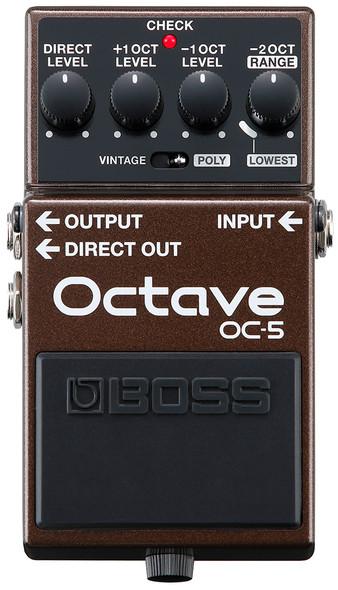 BOSS OC-5 Octave Pedal