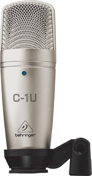 Behringer C-1U Studio Condenser USB Microphone