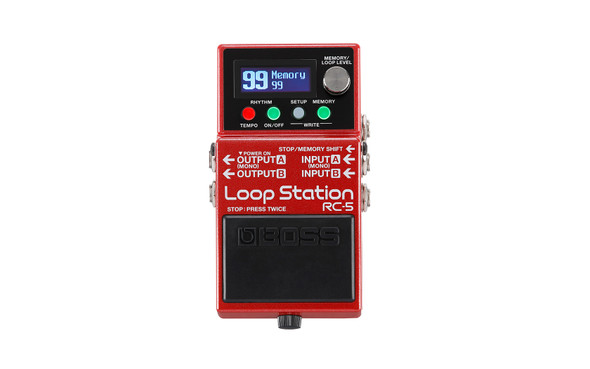 Boss RC5 Loop Station Pedal
