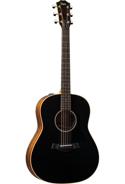 B-Stock Taylor AD17e American Dream Acoustic Guitar - Blacktop