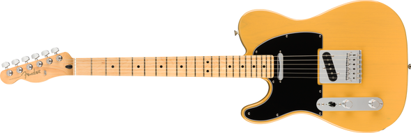 Fender B-Stock Player Telecaster® Left-Handed, Maple Fingerboard, Butterscotch Blonde