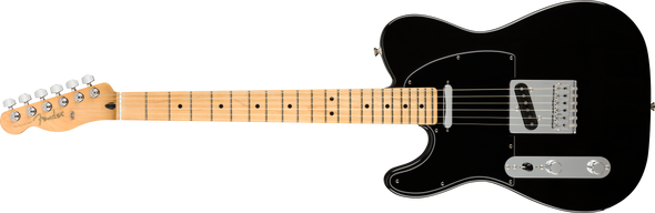 Fender B-Stock Player Telecaster® Left-Handed, Maple Fingerboard, Black