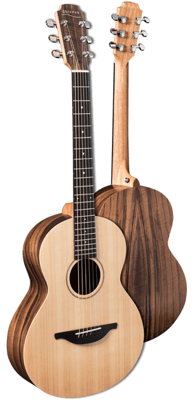 Sheeran W-01 Acoustic Guitar - Cedar/Walnut