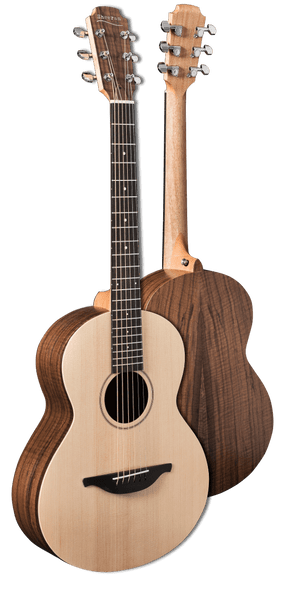 Sheeran W-04 Acoustic Guitar w/Pickup - Spruce/Figured Walnut