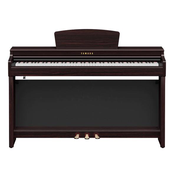 Yamaha CLP-725 Digital Piano - Dark Rosewood