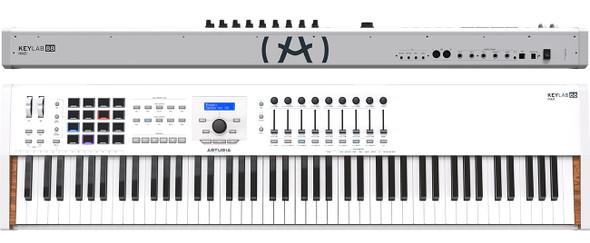 Arturia Keylab88 Mk2 - 88 Note MIDI Keyboard Controller