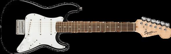 Squier Mini Stratocaster®, Laurel Fingerboard, Black