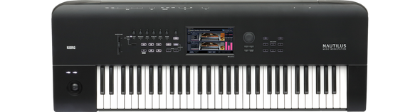 Korg Nautilus 61 Key Workstation Keyboard