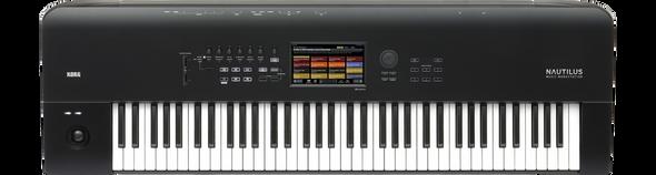 Korg Nautilus 73 Key Workstation Keyboard