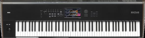 Korg Nautilus 88 Key Workstation Keyboard