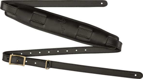 Fender Mustang Saddle Strap, Black