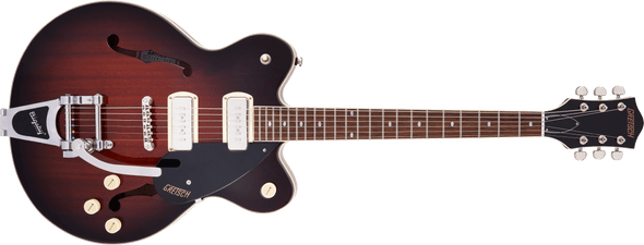 Gretsch G2622T-P90 Streamliner™ Center Block Double-Cut P90 with Bigsby®, Laurel Fingerboard, Forge Glow